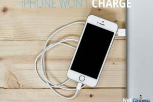 iPhone Wont Charge