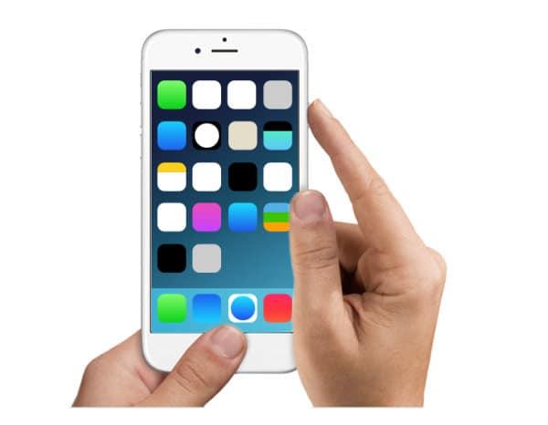 troubleshooting iPhone