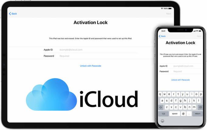 icloud unlock activation lock