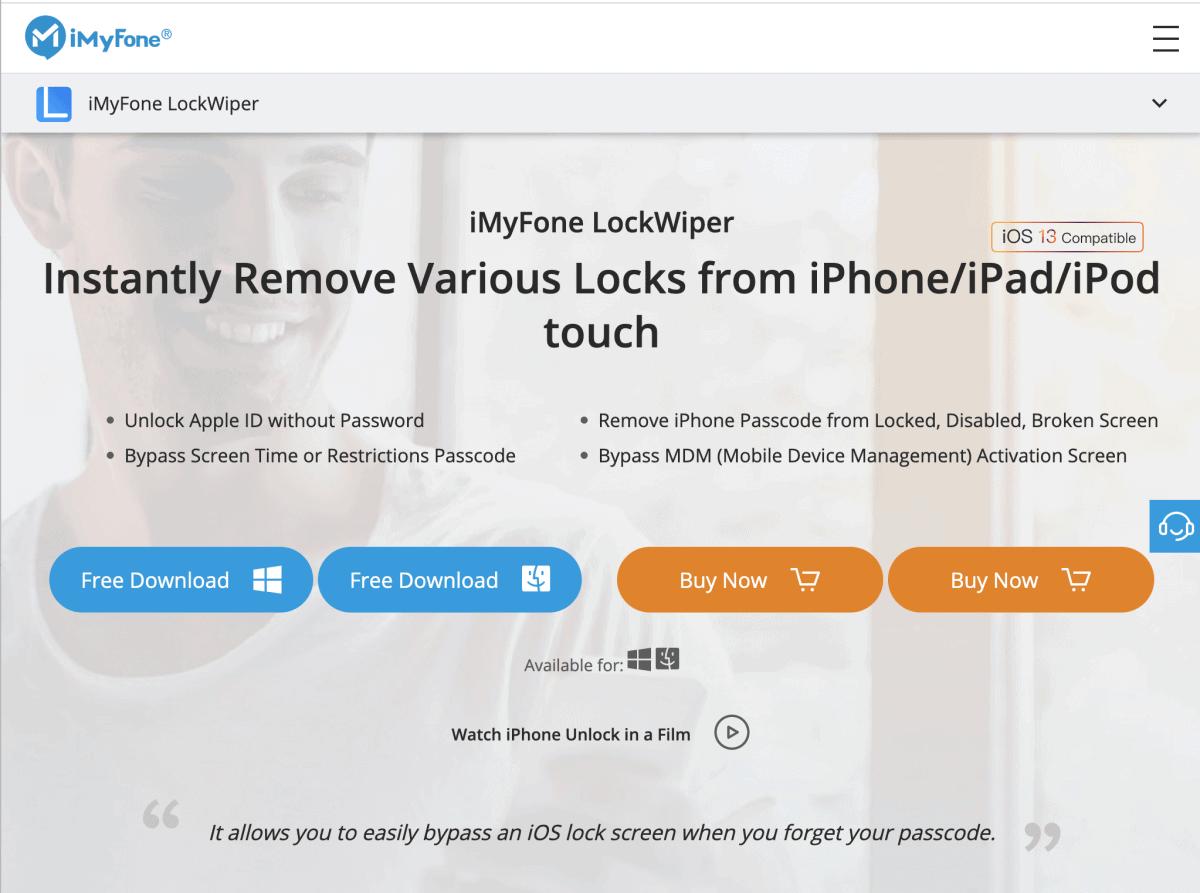 LockWiper