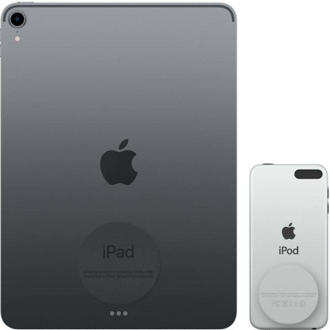 iPod & iPad IMEI location