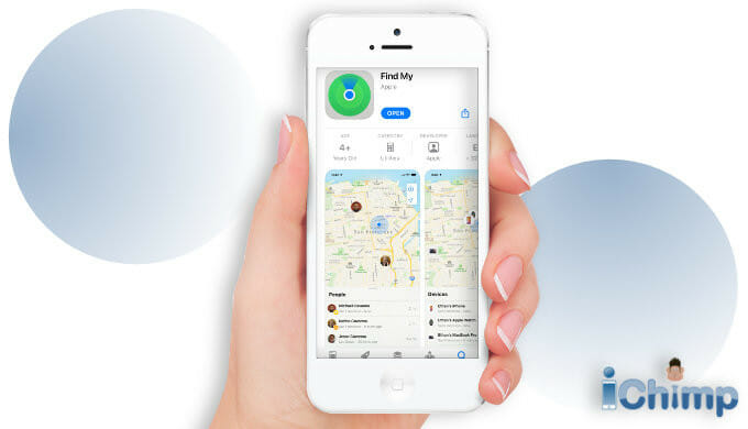 download find my app
