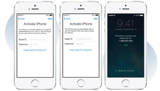 iPhone & iPad iCloud unlock bypass screen