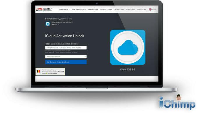 IMEIdoctor home page