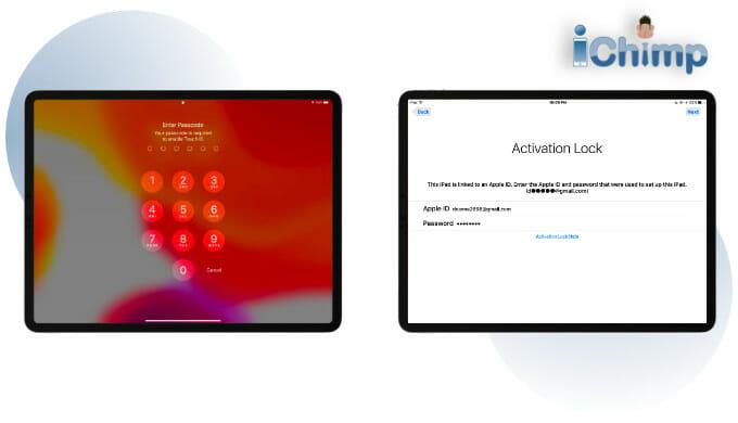 iPad Activation Lock fix